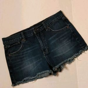 Lucky High Rise Shortie Size 8